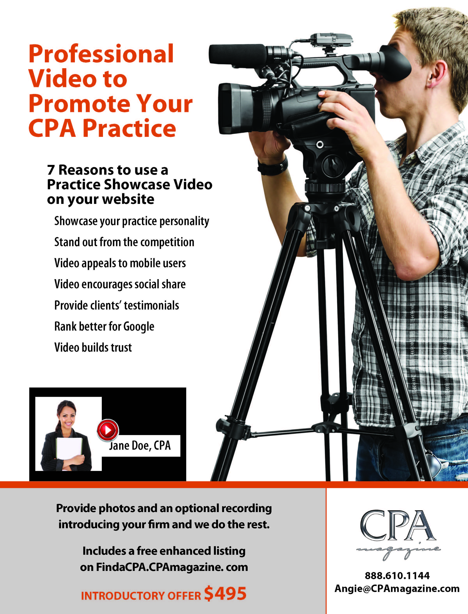 cpa video services